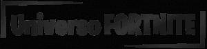 Logo Footer Universo Fortnite